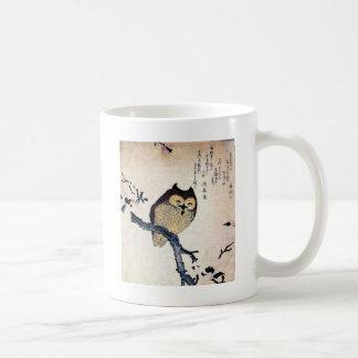 Hibou japonais mug