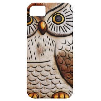 hibou mignon d'oiseau de hibou, mignon, oiseau, coque iPhone 5