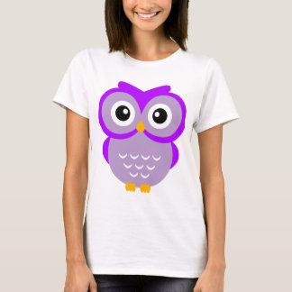 Hibou pourpre T T-shirt