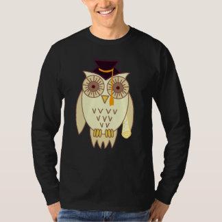 Hibou scolaire t-shirt