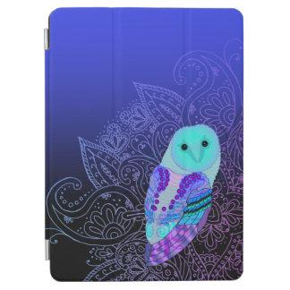 "Hibou tourbillonnant 9,7"" protection iPad pro"