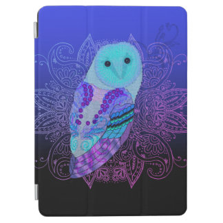Hibou tourbillonnant protection iPad air