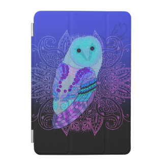 Hibou tourbillonnant protection iPad mini