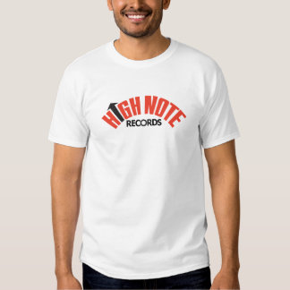 High Note Records T-shirts