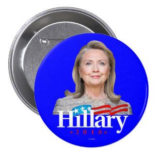 Hillary 2016 pin's