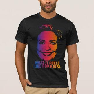 Hillary - chemise d'Obama de vote T-shirt