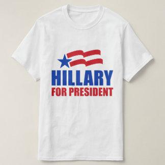 Hillary pour T-Shirt du Président Men's