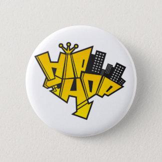 Hip-hop logo badge