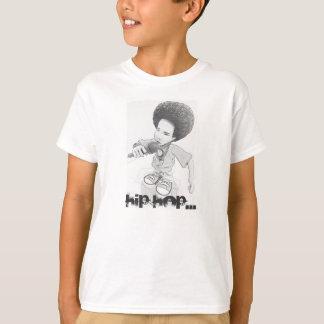 """""""Hip hop…"""" T-shirt (garçons)"""