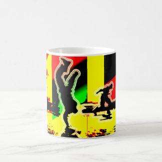 Hip hop tasse à café