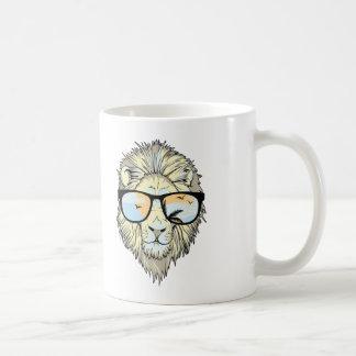 Hippie frais de lion mug