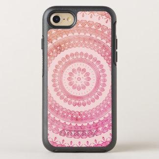 Hippie gitane de cercle de nature folklorique coque otterbox symmetry pour iPhone 7