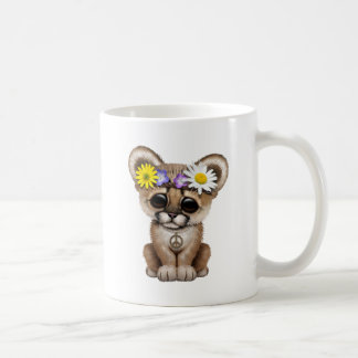 Hippie mignonne de CUB de puma Mug