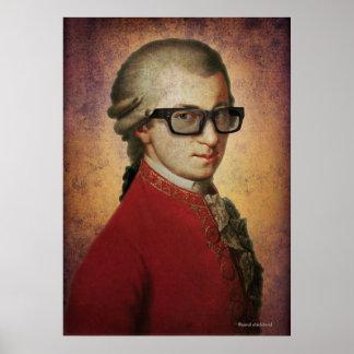 Hippie Mozart Posters