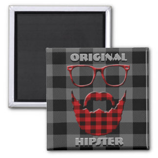 Hippie original aimant