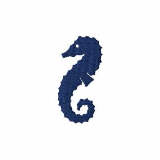 Hippocampe géant polo brodé