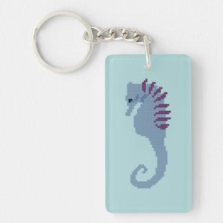 Hippocampe Keychain Porte-clé