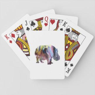 Hippopotame Jeu De Cartes