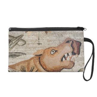 Hippopotame, mosaïque du Nil, Chambre du faune Dragonne