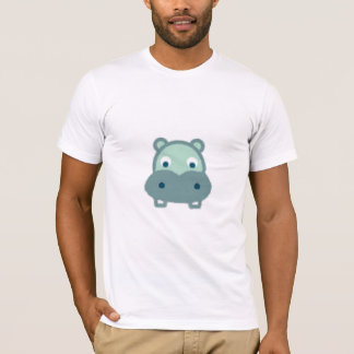 hippopotame t-shirt