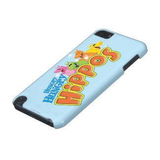 Hippopotames affamés affamés coque iPod touch 5G