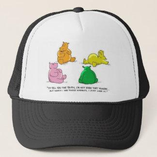 Hippopotames affamés ! - Casquette
