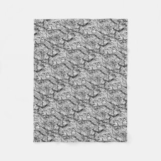 hipster effect texture couverture polaire