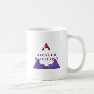 Hipster Revolution Gear Mug