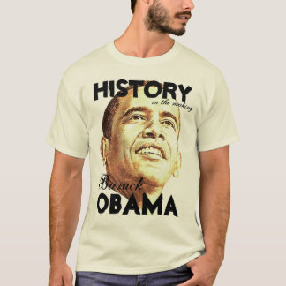Histoire dans la fabrication t-shirt