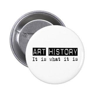 Histoire d'art il est badge