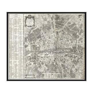 Histoire de la Ville De Paris de D Michel Toiles