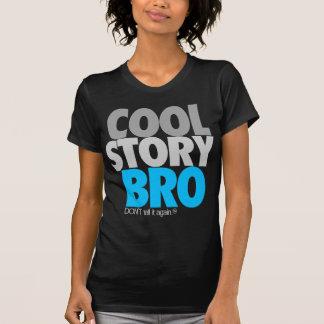 """""""Histoire fraîche Bro"""" (bleu de ciel) T-shirt"""