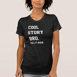 histoire fraîche, chemise de bro t-shirts