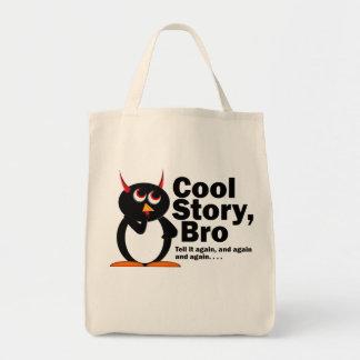 Histoire fraîche mauvaise Bro de Penguin™ ! Sacs