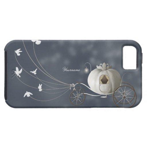 Histoire mignonne de Cendrillon Coque iPhone 5 Case-Mate