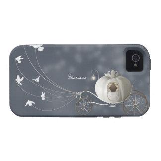 Histoire mignonne de Cendrillon Coque iPhone 4 Vibe