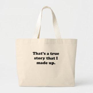 Histoire vraie grand sac