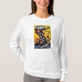 Histoires de planète - Amazone noire de T-shirt de