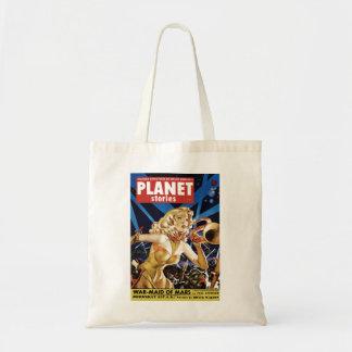 Histoires de planète - Warmaid de sac de Mars