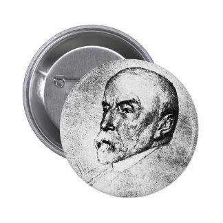 Historien d'auteur de Henry Adams de ~ d'Adams Badge Avec Épingle