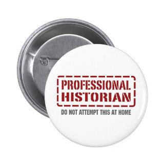 Historien professionnel pin's