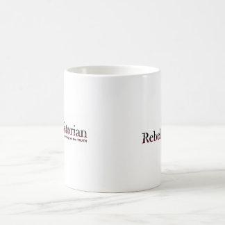 Historien rebelle mug