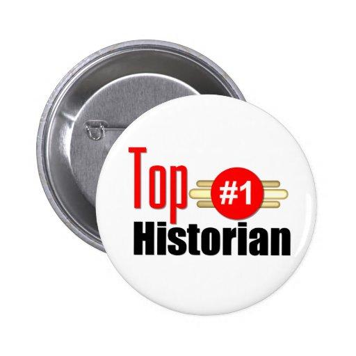 Historien supérieur badge