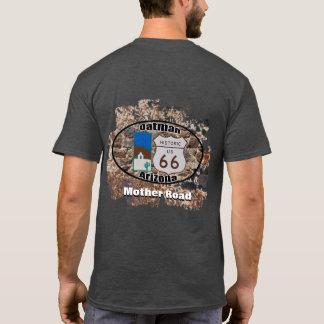 ~ historique Oatman, Arizona de l'itinéraire 66 T-shirt