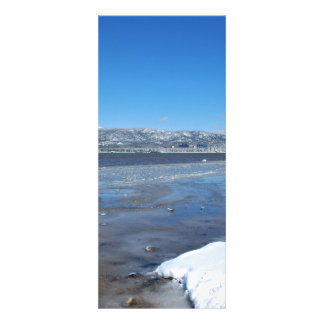 Hiver du lac Tahoe Bristol Personnalisé