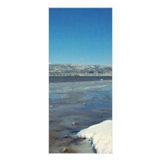 Hiver du lac Tahoe Invitation