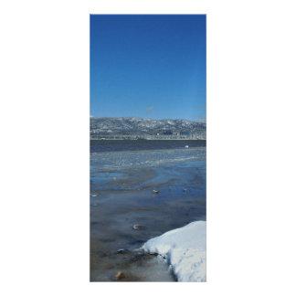 Hiver du lac Tahoe Invitations Personnalisées