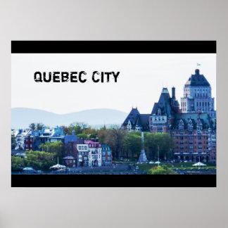 Hiver | Québec Poster