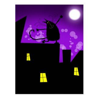 Hlz_Moon Carte Postale