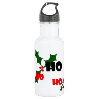 Ho Ho Ho bouteille d'eau de gui